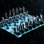 スター・ウォーズ クラシックチェスセット