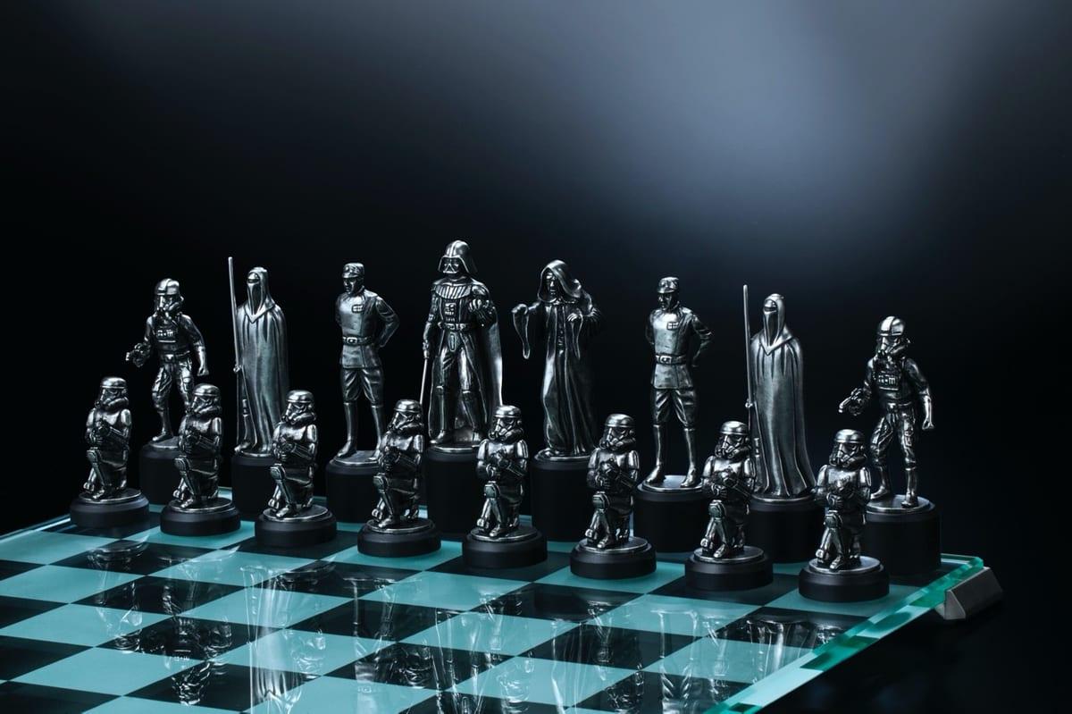 スター・ウォーズ クラシックチェスセット4