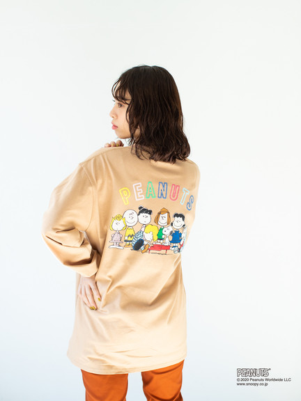 FRIENDS プリントロングTシャツ