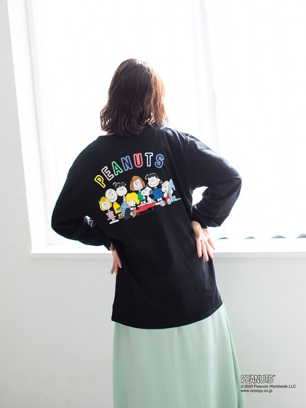 FRIENDS プリントロングTシャツ2