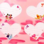 ディズニーストア「バレンタイン プレゼントキャンペーン」