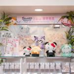 サンリオギフトゲート上野店 ディスプレイ2