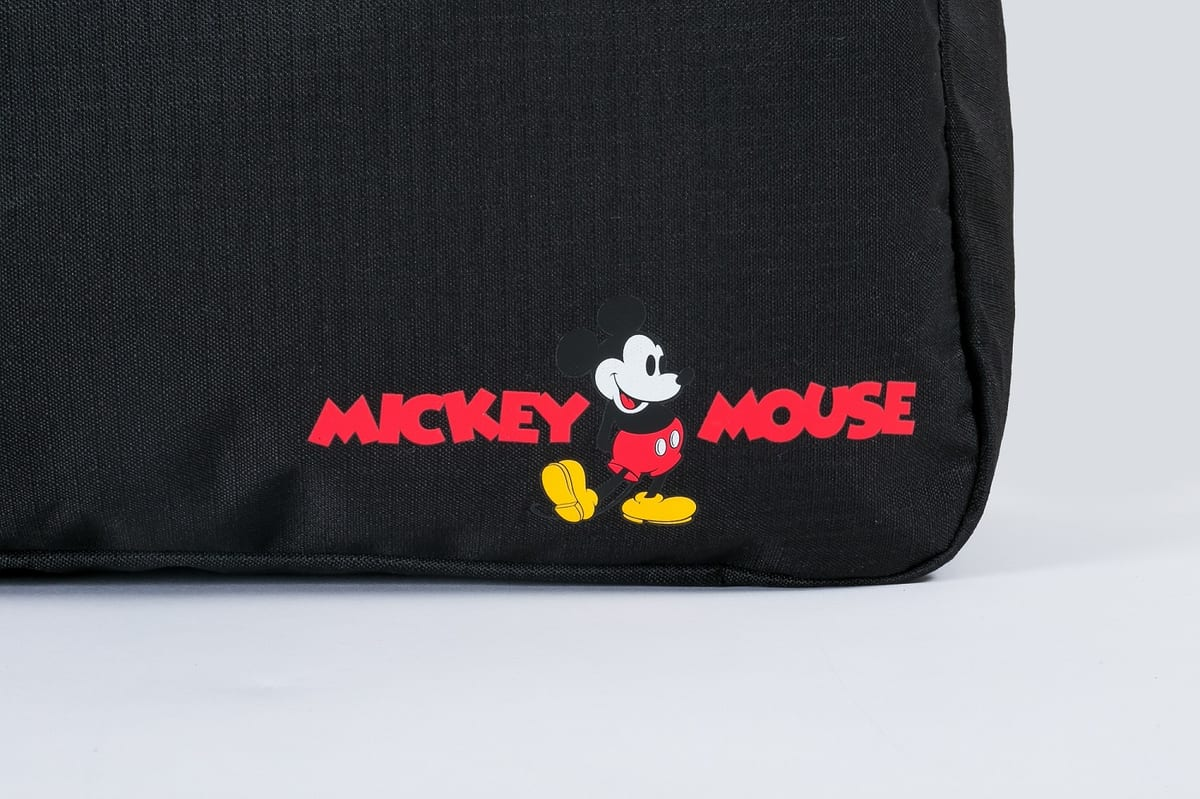 Disney MICKEY MOUSE BIG BOSTON BAG BOOK デザインアップ