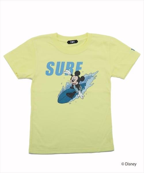 TMT KIDS TEE(SURF)/MICKEY3