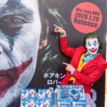 渋谷にジョーカーが登場!4