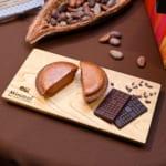 BAKE CHEESE TART 焼きたてチョコレートチーズタルト