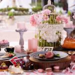 ホテルオークラ東京ベイ「Tea Party ~Sakura Festival~」