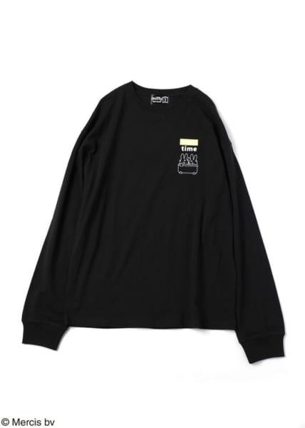 miffy(ミッフィー)ロングTシャツ2