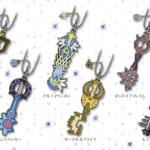 バンダイ食玩「キングダム ハーツ キーブレードコレクション Vol.3」3