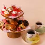 PEANUTS Cafe&PEANUTS DINER「ガールズのティーパーティー」