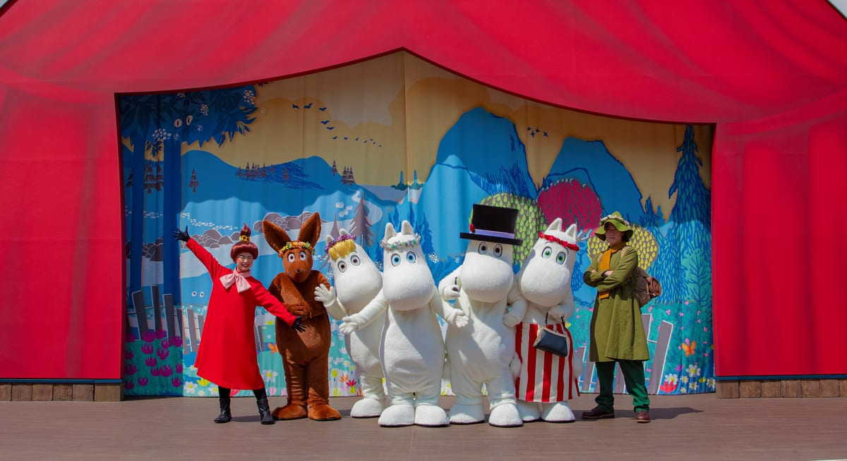 moomin's day2019_party