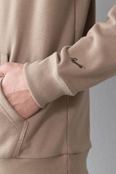 【PEANUTS】刺繍プルオーバーパーカー6