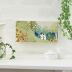 キャンバスパズル ムーミン谷の物語 壁掛けイメージ