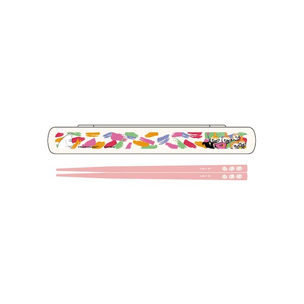 箸+箸ケース らくがき