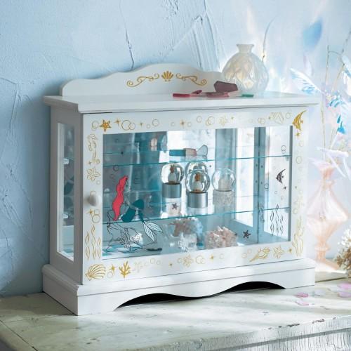 プリンセスのコレクションケース 使用イメージ