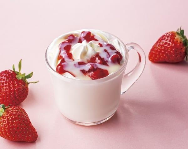 タリーズコーヒー_いちごミルク