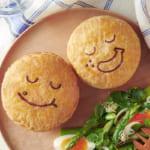 「Happy Sunny Pie face」