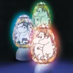 パズランタンエッグ 幸せな時間 点灯バリエーション