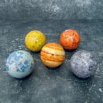やのまん「天体」3D球体パズル