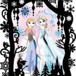 KIRIART‐Anna&Elsa‐2