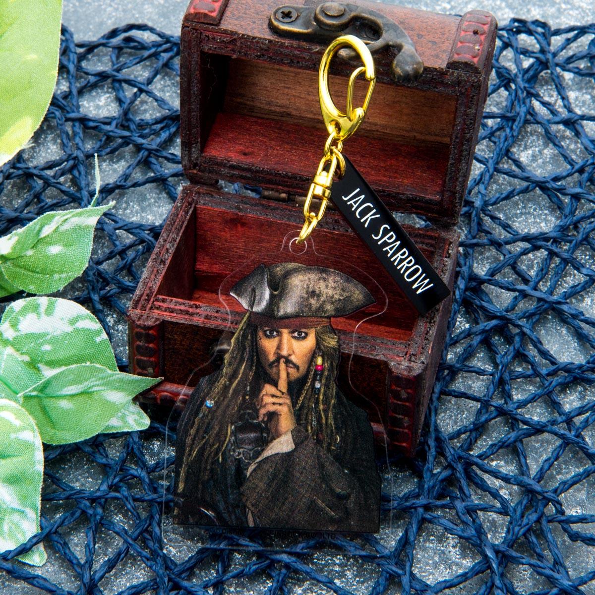最後の海賊 アクリルキーホルダーA ジャック