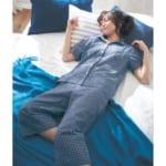 汗っかきさんのための半袖パジャマ
