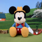 ミッキーマウス MEJ冒険スタイルぬいぐるみ