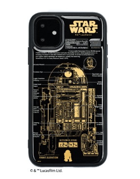 FLASH R2-D2 基板アート