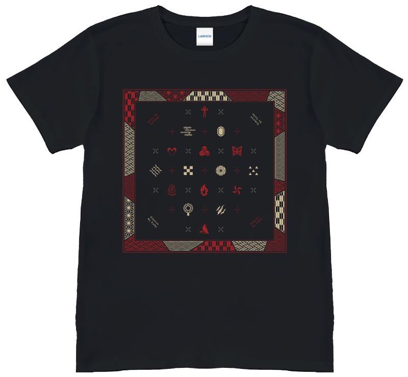 TシャツB表面