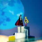 SMALL WORLDS TOKYO『美少女戦士セーラームーン』エリア 住民権付きフィギュア・プログラム