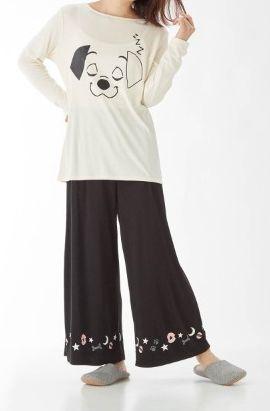 長袖パジャマ 101匹わんちゃん