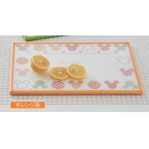 食洗機対応まな板 オレンジ