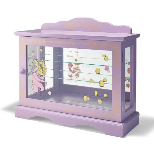 ベルメゾン ディズニー「プリンセスのコレクションケース」ラプンツェル