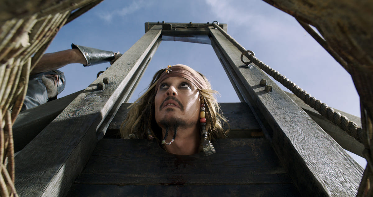 パイレーツ・オブ・カリビアン/最後の海賊3