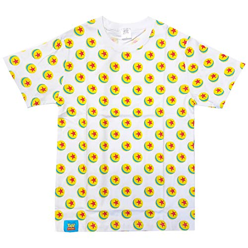 レディースTシャツ Mサイズ ルクソーボール パターン