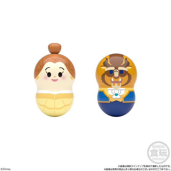 クーナッツ ディズニーキャラクターズ2 美女と野獣