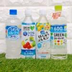 サントリー「熱中症対策飲料」4種