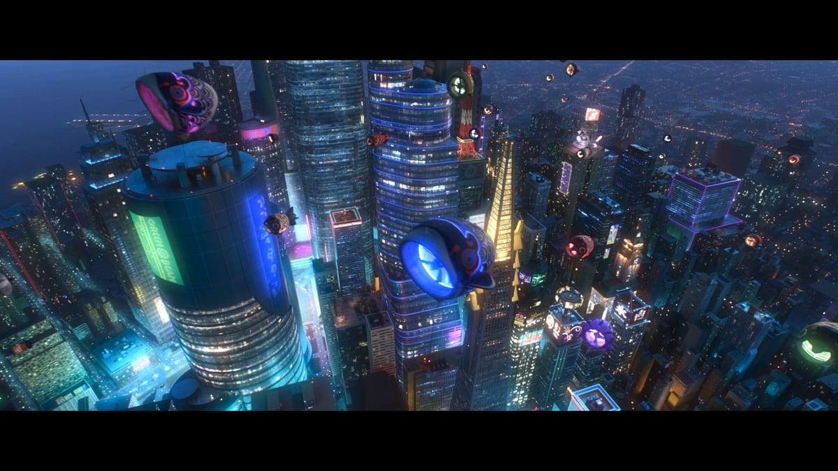 Cityscapes_ベイマックス