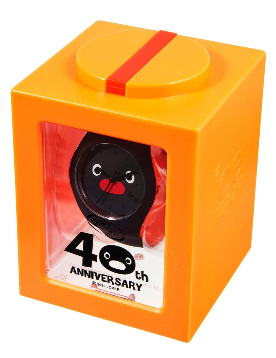 Pingu 40th アイスウォッチ パッケージ