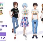 Tokyo Otaku Mode「EVA T PARTY2020」&ゆるしと+Ninja-kunコラボグッズ