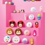 エチュード Tsum Tsum Collection「Awesome Party(オーサムパーティー)」