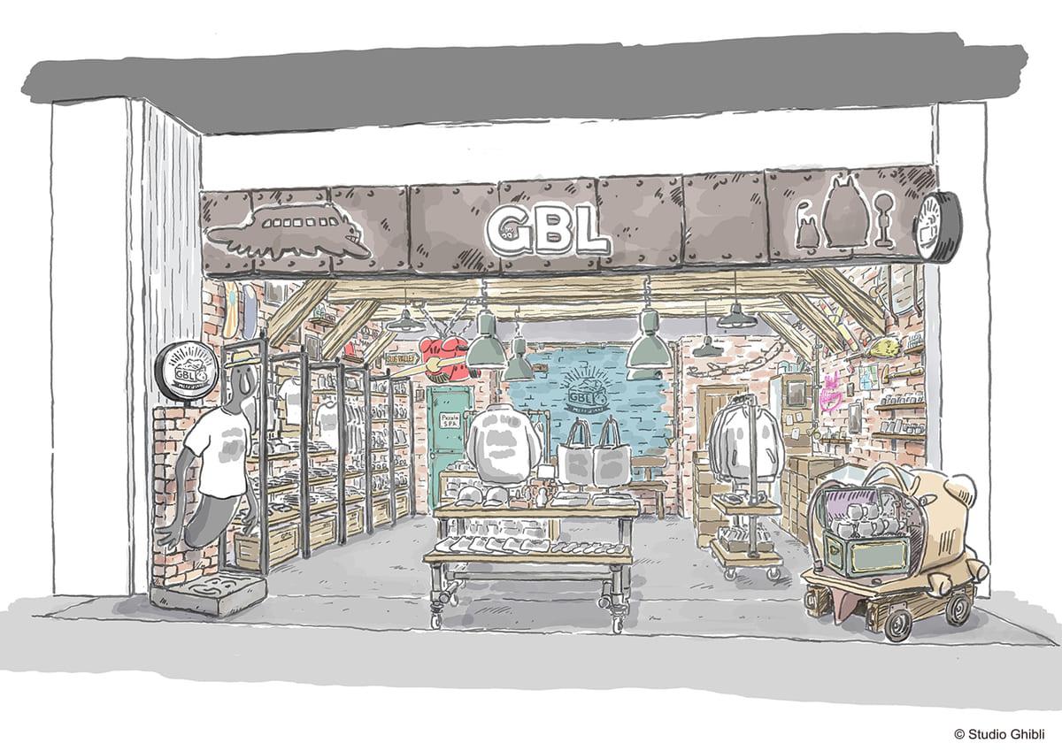MIYASHITA PARK「GBL」常設店舗一号店オープン
