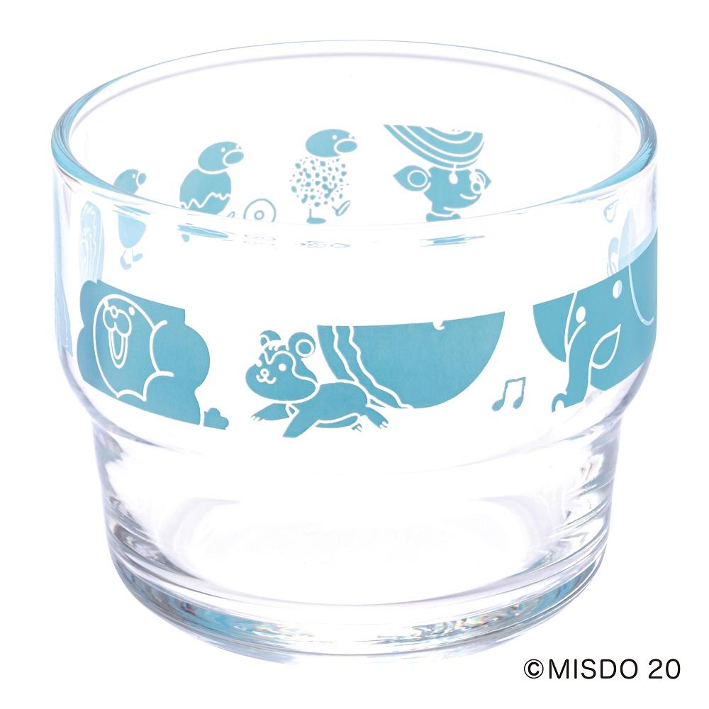 『ポン・デ・ライオン つよいこカップ』ブルー