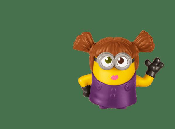 ハッピーセット「ミニオンズ」おもちゃ5