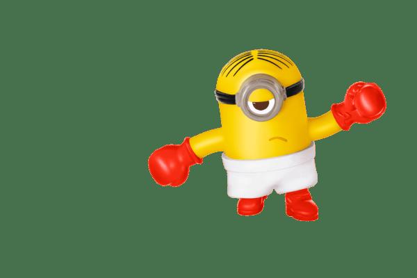 ハッピーセット「ミニオンズ」おもちゃ22