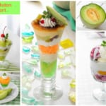 ロイヤルホスト「Fresh Melon Dessert」