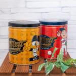 ギャレット ポップコーン ショップス「garrett×セ・リーグ6球団コラボレーション缶」写真