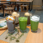 nana's green tea「mochi latte -モチラテ-」