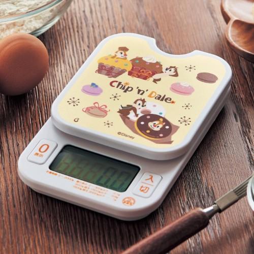0.1g単位で測れるキッチンスケール