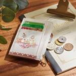 小銭とカード収納ができるフラグメントケース